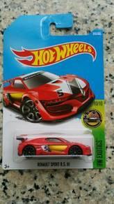 HotWheels Renault Sport R.S 0.1 Red