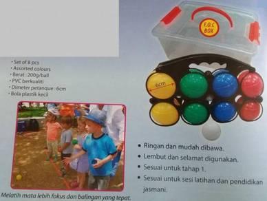 Junior Petanque Set-Plastic