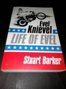 EVEL KNIEVEL - LIFE OF EVEL Book