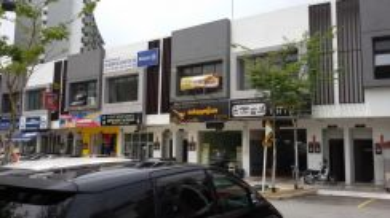 Shoplot Trivo Suria Jelutong, Bukit Jelutong, Shah Alam