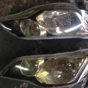Headlamp original honda civic fd