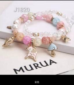 Roman Charm Bracelets J1820