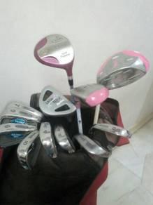 Lady golf set