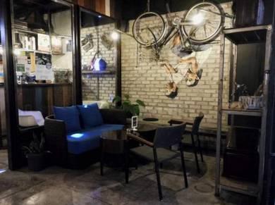 Establish cafe business at Petaling jaya