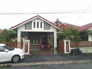 Freehold, Furnished & Gated 1 Sty Semi D, Taman Klebang Impian, Ipoh