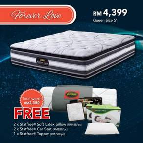 5ft mattress GWGN forever love full set