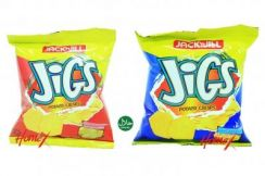 Jigs Cheese And Sweet And Sour Flavor (20g x25pcs)