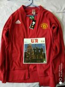 Manchester united jacket