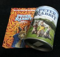 Peter Rabbit Movie Merchadise - Plant In A Can
