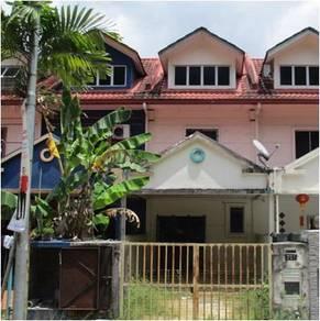 Double storey terraced house - Taman Puri Saujana 2, Kota Kinabalu