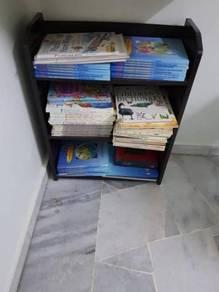 BookShelf Book Rack