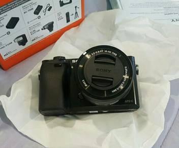 Sony 6000 kit