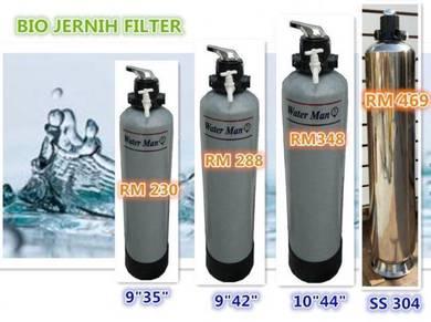 Water Filter / Penapis Air harga kilang 8uk