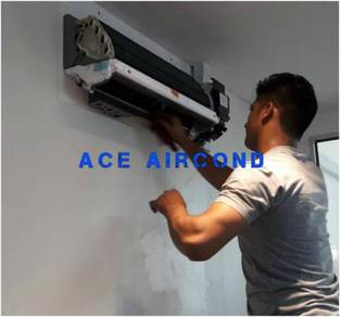 Ace Aircond Cheras Raya TerMurah