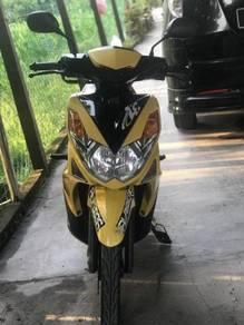 Yamaha Ego Lc 2014