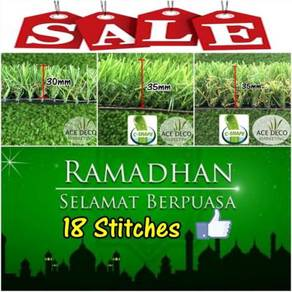 Premium C-Shape Artificial Grass Rumput Tiruan 04
