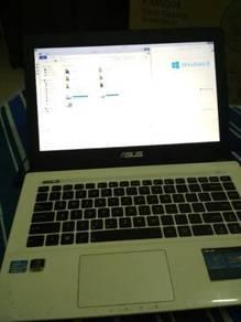 Laptop asus i5