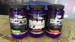 Protein ULTIMATE NUTRITION BCAA