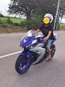 Yamaha r25 - 2016