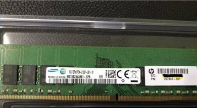 SAMSUNG 2x16GB DDR4-2133 nECC RAM