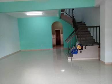 Bukit Indah 2 storey terrace house Partial furnish