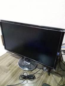 LED Monitor- BenQ 24