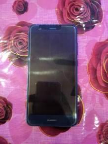 Huawei P10 lite warna biru