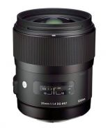 NEW Sigma 35mm F1.4 HSM Art Lens Nikon Canon