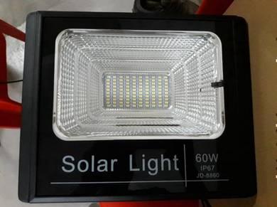 60W Solar Waterproof Flood Light IP 67