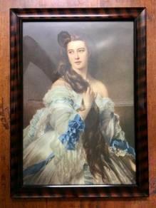 Italian Silk Painting