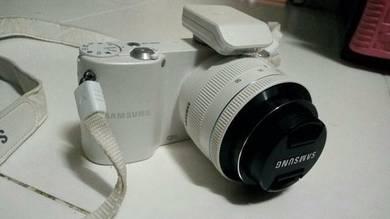 Samsung NX1000 - MIRRORLESS