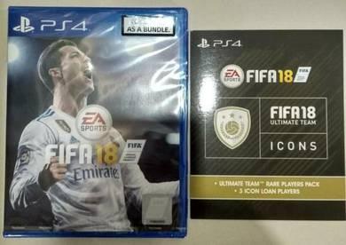 PS4 Fifa18 R3