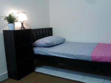 Flora damansara apartment blok f