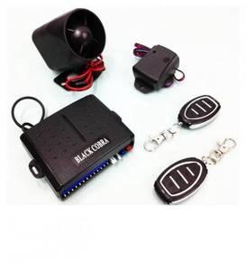 13-pin l-a65 black cobra car alarm (full set)