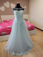 Weeding dress to let go