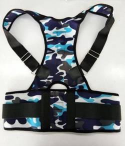 Back support brace & Posture Corrector Camouflage
