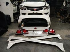 Honda civic fd2r new facelift bodykits set japan