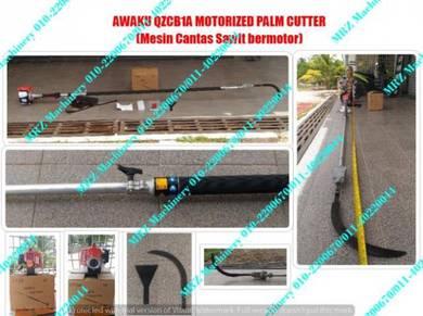 Awaku motorized oil palm cutter machine (cantas)