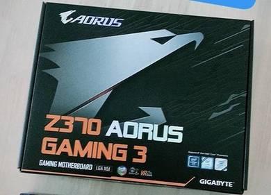 Gigabyte Aorus Z370 Gaming 3 Motherboard