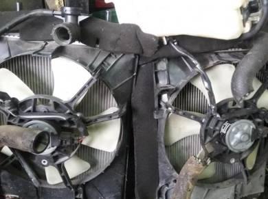 Myvi kipas and fan half cut passo