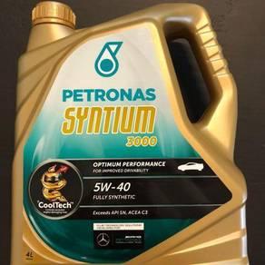PETRONAS Syntium 3000 5W-40 FS Engine Oil