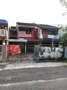 Taman Desa Damai Bukit Mertajam Double Storey Terrace