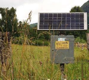 20KM Solar Electric Fence Pagar Elektrik