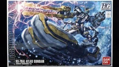 HG 1/144 RX-78AL Atlas Gundam Bandai