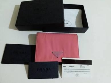Prada Vintage Wallet