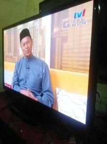LG plasma slim tv 42inci usb