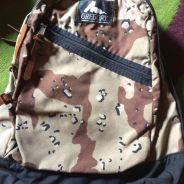 Backpack gregory camo