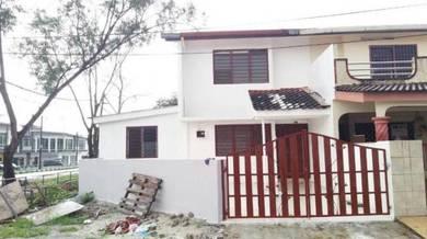 Corner Double sty House in Taman Silibin, Jelapang Ipoh