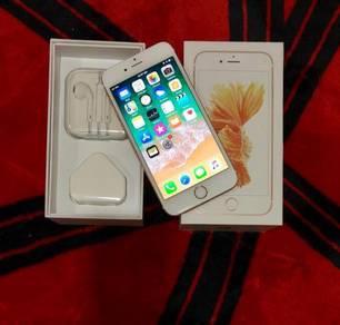 Iphone 6s Rose Gold 64GB MY SET