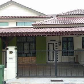 Rumah Sewa di Klebang, Melaka